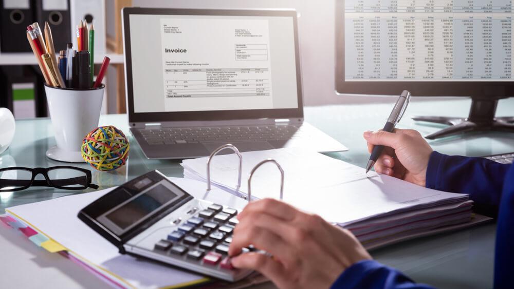 ثبت فاکتور خرید- نرم افزار صدور فاکتور و مالی فروشگاهی آسانا